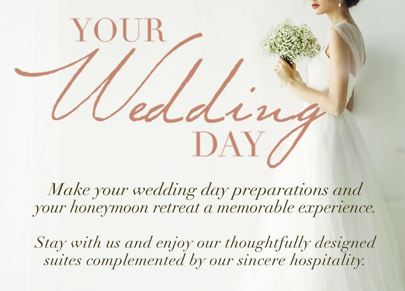 Your wedding day aruga by rockwell promo your wedding day junglespirit Gallery